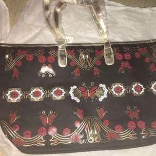 Anna Sui 黑色手袋