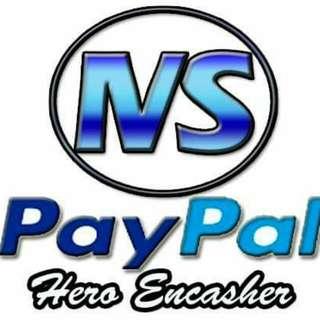 Paypal Encasher