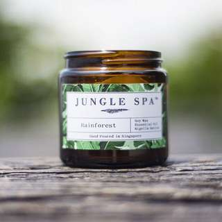 🌿Jungle Spa Candles