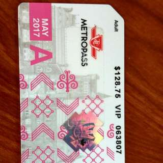 TTC Pass MAY
