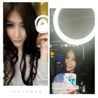 Rechargeable Selfie Lamp