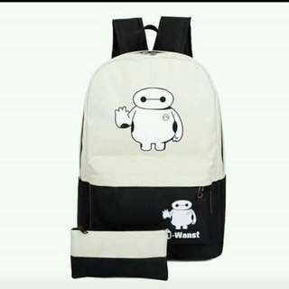 Baymax Bag Pack