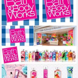 美國代購bath And Body Works