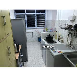 1+1 Blk 120 Toa Payoh Renovated Full furnished with Aircond $1.6k