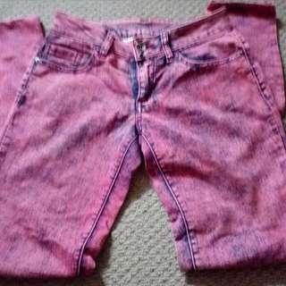2x Size 12 Jeansl