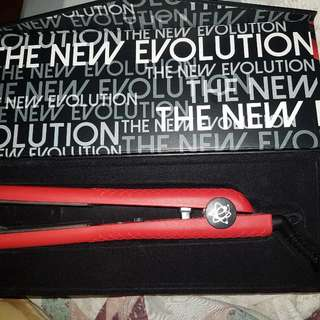 Valectric hair straightener