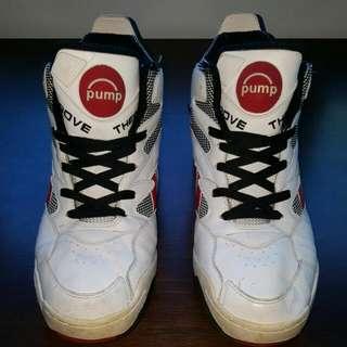 Reebok Pump Sneakers Sz 11.5 EU 45