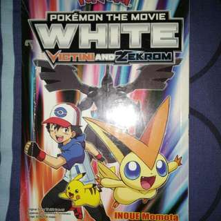 Pokemon The Movie White Victini An Zekrom
