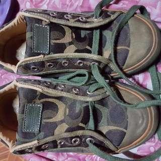 Original Coach Shoes Size 8
