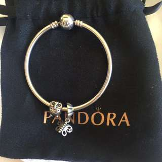 Authentic Pandora And charms