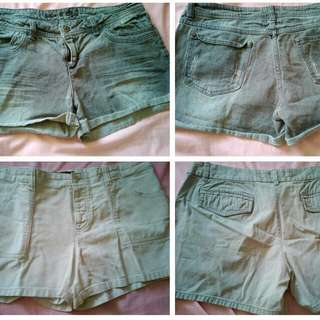 2 Shorts For 100 (Plus Size)