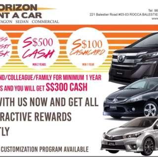 Car Leasing Program