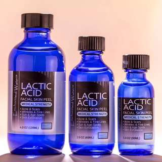 LACTIC ACID CHEMICAL PEEL