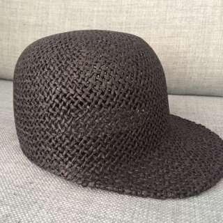 Country Road Straw Cap