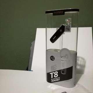 Headset Remax T8 Bluetooth
