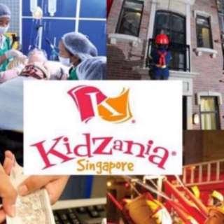 KidZania Singapore May Promotion