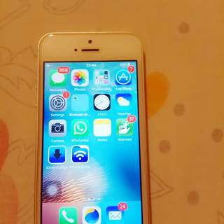 iPhone 5S- 16GB - Factor Unlocked, Gold