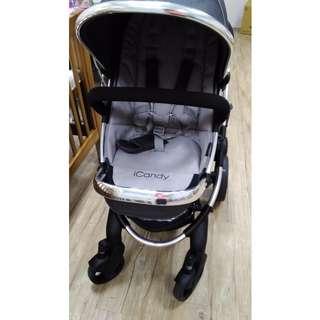 英國 icandy PEACH 2 貝克漢家小公主同款推車 手推車 嬰兒車 嬰兒推車