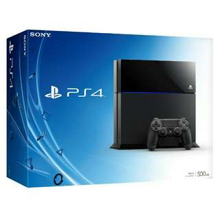 PS4(Play Station 4)