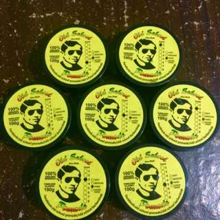 OLD SCHOOL POMADE