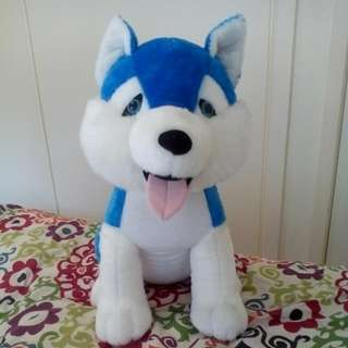 Plush Toy Husky