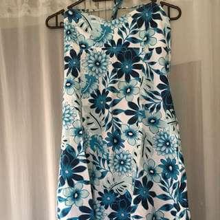 Rip Curl Girl Halter Dress