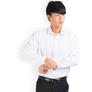 PROMOTION! White Shirt For Prom Night