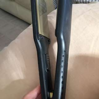 GHD Gold V Max Ss5.0 Large Paddle Hair Straightener