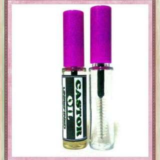 Castor oil 5ml Mascara Tube