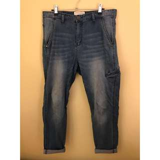 Longlost Men's Denim Jeans (34)