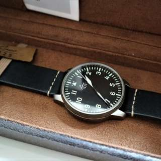 [PREOWNED] Laco Type A Flieger - Dusseldorf (used look)