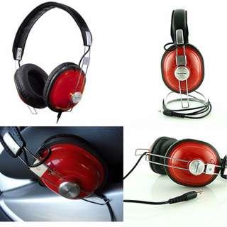 松下Panasonic RP-HTX7A 復古時尚造型耳罩式耳機