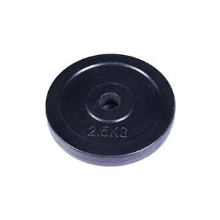 2.5kg Rubberized Weight Plates