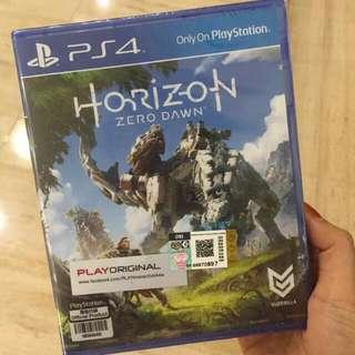 Horizon Zero Dawn Brand New & Sealed AF!!