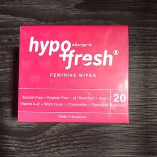 Hypo Fresh (Allergenic) Feminie Wipes