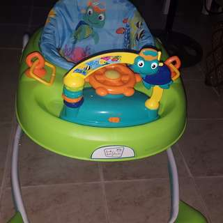 Baby Einstein Walker with Sound and Lights (Box still available)