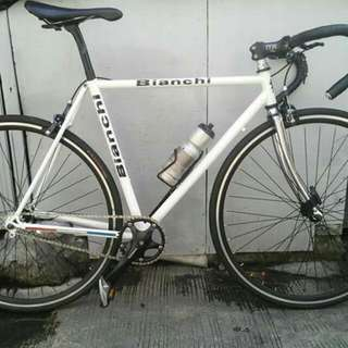 ROAD BIKE SIZE 53 SINGLE SPEED (BAKAL)