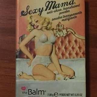 TheBalm Sexy Mama Mattifying Powder