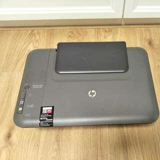 HP1050印表機