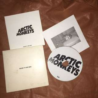 Suck It And See - Arctic Monkeys CD