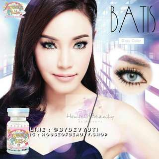 Softlens Sweety Plus Batis Gray