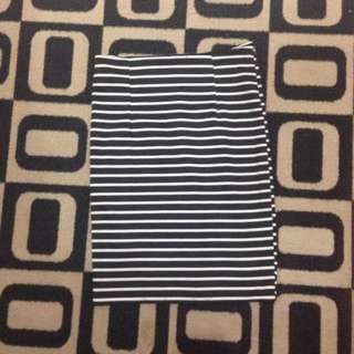 Bodycon Stripe Skirt