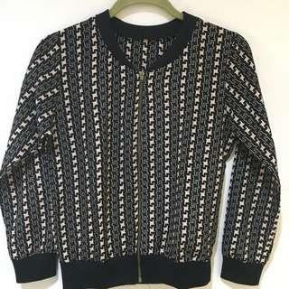 Jaket motif