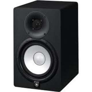 "Yamaha HS7 7"" studio monitor speaker (in stock)"