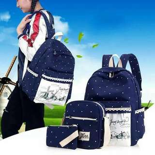 Kawaii Lace 3-1 Bag