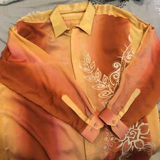 Silk Batik Shirt