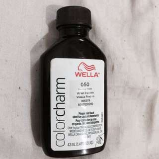 WELLA 050 Cooling Violet Hair Toner