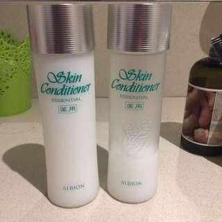 Skin Toner- Japanese Luxury Skin Care Brand-ALBION