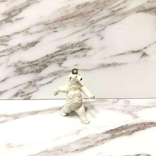 🔺扭蛋🔺北極熊 站姿 無紙