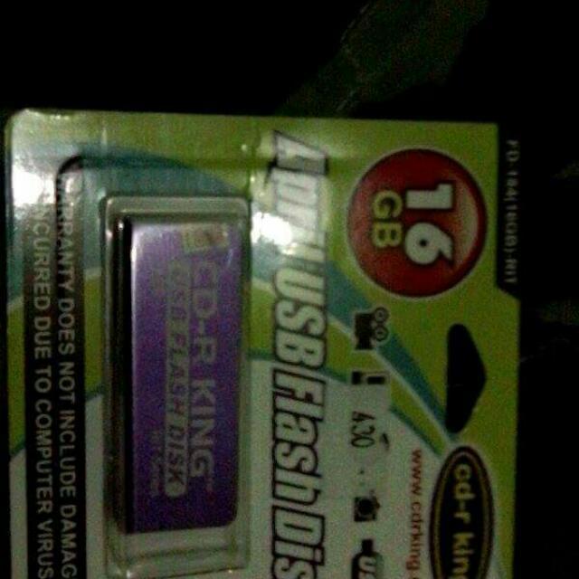 16 GB Flashdrive